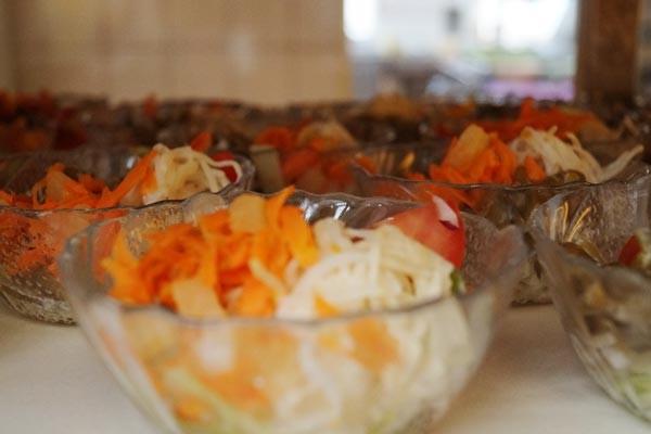 Beilagen-Salate