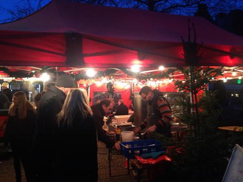 Stadtlohner Weihnachtsmarkt